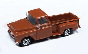Classic-Metal-Works 55 Chevy Pickup Aut Brwn