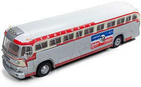 Classic-Metal-Works HO GMC 4104 Intercity-Kennedy