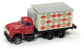 Classic-Metal-Works N54 Ford Ref Box Truck Schaef