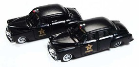 Classic-Metal-Works N 1950 Dodge Cnty Sheriff Car