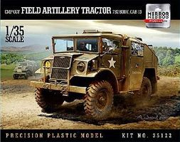 Mirror CMP CGT Cab 13 Field Artillery Tractor Plastic Model Military Vehicle 1/35 Scale #35122