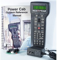 NCE Power Cab DCC Starter Set