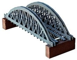 NE-Scale-Models Arch RR Brdg Sngl Span - HO-Scale