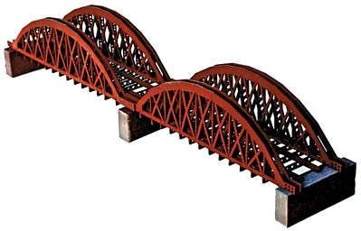 Northeastern Scale Models Arch RR Brdg Double Span - HO-Scale