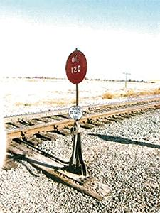 NJ High Star Type, Modern Switch Stands HO Scale Model Railroad Operating Accessory #1916