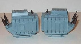 NJ Transformer Load Kit (2) HO Scale Model Railroad Accessory #6103