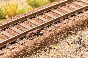 Noch Indusi Track Magnet (5) HO Scale Model Railroad Trackside Accessory #13620