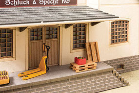 Noch Pallet Truck Set HO Scale Model Railroad Building Accessory #13706