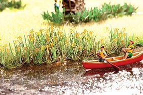 Noch Water Lillies Kit (Makes 18 Plants) HO Scale Model Railroad Accessory #14140