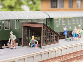 Noch Underpass N Scale Model Railroad Building Accessory #14612
