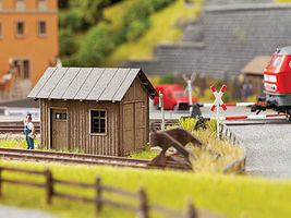 Noch Small Tract House N Scale Model Railroad Building #14640