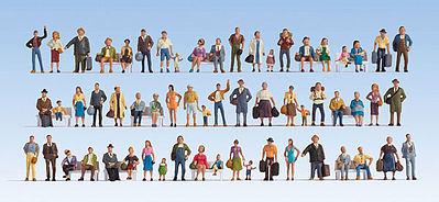 6 Figure Set N15887 Noch HO//OO Scale RC Hobbyists
