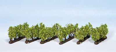 Noch GMBH & Co. Large Vines pkg(24) -- Model Railroad Scenery -- #21540