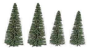 Noch Fir Trees (50) HO Scale Model Railroad Tree #26331