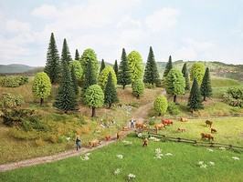 Noch Mixed Forest 10/ N-Scale