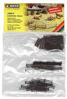 Noch Rural Fences (Approx. 66.9) N Scale Model Accessory #33095
