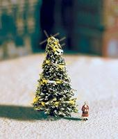Noch Christmas Tree w/Lights N Scale Model Railroad Tree #33910