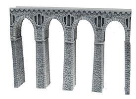 Noch Quarrystone Viaduct N Scale Model Railroad Scenery #34860