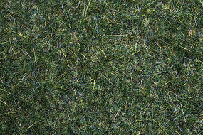 Noch Dark Green Meadow Grass Mat (17-5/16 x 11-3/8 x 1/2) Model Railroad Grass #414