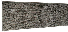Noch Extra Long Natural Stone Wall HO Scale Model Railroad Accessory #58065
