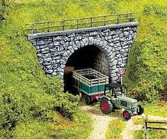 Noch Cut-Stone Underpass HO Scale Model Railroad Scenery #58300
