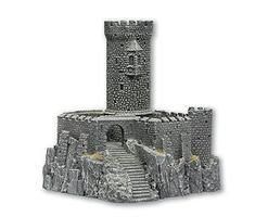 Noch Hohenstein Castle (Assembled Hard Foam Building) HO Scale Model Scenery #58603