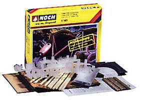 Noch Terra-Form Test Package Model Railroad Mold Accessory #61605