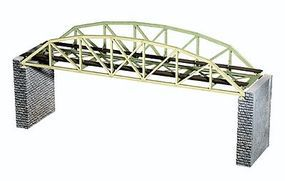 Noch Argen Bridge Kit N Scale Model Railroad Bridge #62830