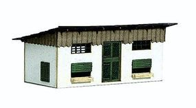 Noch Pig Sty Scene Kit HO Scale Model Building #65608