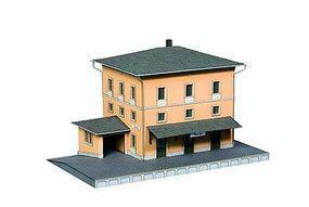 Noch Cardstock Track Side Structure HO Scale Model Railroad Buildings