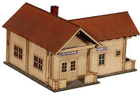 Noch Zur Barenfalle Restaurant Kit HO Scale Model Building #66409