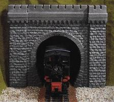 Noch Tunnel Portal (Single Track) G Scale Model Railroad Tunnel #67350