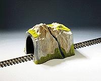 Noch Single Track w/Cut Stone Portal G Scale Model Railroad Tunnel #67660