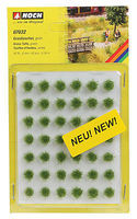 Noch Green Grass Tufts (42) Model Railroad Grass Earth #7032