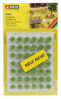 Noch Grass Tufts Field Plants (42) Model Railroad Grass Earth #7034