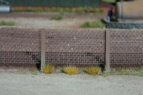 Noch Autumn Grass Tufts (105) Model Railroad Grass #7132