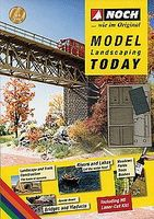 Noch Model Landscaping Today (English Language) Model Railroading Book #71909