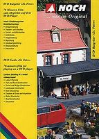 Noch Modeler's Guide to Building the St. Peter Layout DVD #71916