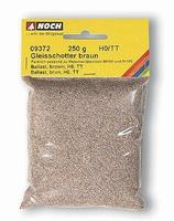 Noch Gray Ballast (250g) N Scale Model Railroad Ballast #9174