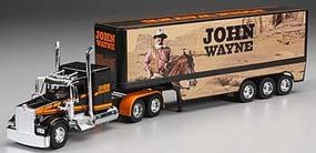 New-Ray Kenworth W900 John Wayne Diecast Model Truck 1/32 scale #10413