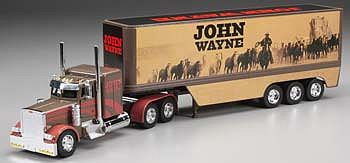 New Ray Toys Peterbilt 379 John Wayne -- Diecast Model Truck -- 1/32 scale -- #10433