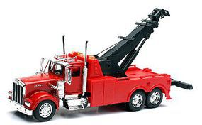 New-Ray Kenworth W900 Tow Truck 1/32 Scale Diecast Model Truck #10873