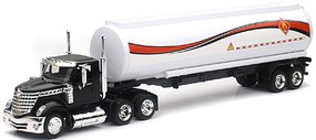 New-Ray 1/43 Intl Lonestar Oil Tanker (Die Cast)