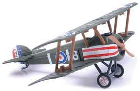 New-Ray Classic Bi-Plane Model Kit (12) Diecast Model Airplane #20227