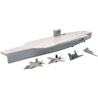 New-Ray Aircraft Carrier w/Die-Cast Planes (Batt Oper)