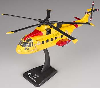 New Ray Toys 1/72 AW 101 Canadian Rescue Helicopter