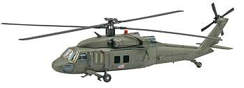 New Ray Toys 1/60 UH60 Black Hawk Helicopter (Die Cast)