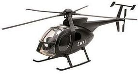 New-Ray NH-500 S.W.A.T. Diecast Model Helicopter 1/32 scale #26133