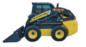 New-Ray 5'' New Holland L230 Skid Steer Loader (Die Cast)