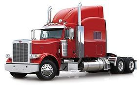 New-Ray Peterbilt 389 Tractor Cab (Die Cast) Color Will Vary Diecast Model Truck 1/32 scale #52923